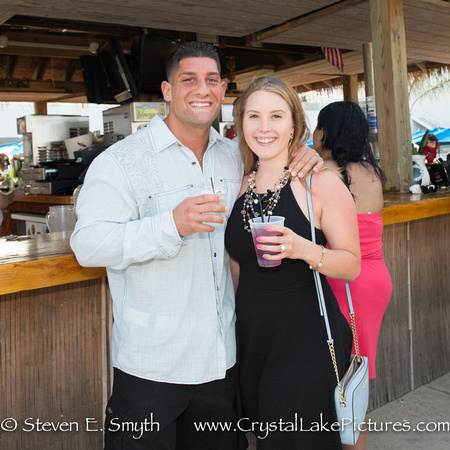 Crystal Lake Pictures: Laura and Russell's Engagement &emdash;